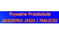 Prywatne Przedszkole Akademia Jasia I Małgosi