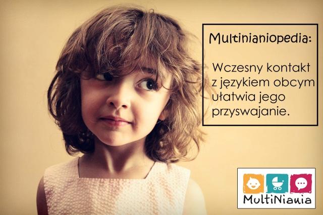 Dlaczego warto maluchy uczyć języków